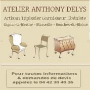 Delys tapissier bouches du rhone gignac la nerthe for Logo bouches du rhone