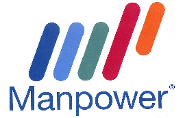 Logo Manpower Cannes - Agence Avenue Francis Tonner